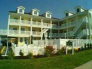 Ocean front condo vacation rental