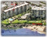 S. Kihei, Oceanfront, Kamaole Nalu, 2br, 2ba, 5th Floor, Sleeps 6, King Bed, WiFi