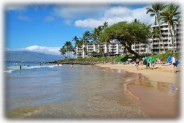 Ocean View, S Kihei, Kamaole Nalu, 2br, 2ba, Sleeps 7, WiFi, King Bed