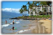 S. Kihei, Oceanfront Vacation Condo, Kamaole Nalu, 2br, 2ba, 5th Floor, Sleeps 6, Free WiFi