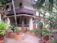 Rooms & Apartments for Rent with Aircondition near Beach Calangute, GOA - INDIA.