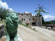 Castello Buondelmonti Historic Castle in the Heart of Chianti Region of Tuscany, Italy Vacation Rental