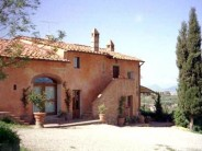 Casa Rossa - tuscan holiday farmhouse on a private estate near Florence, Italy