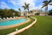 Blue Water Estate, Ocean Front Luxury Vacation Rental